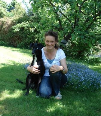 Hundephysiotherapeutin Christine Liebl
