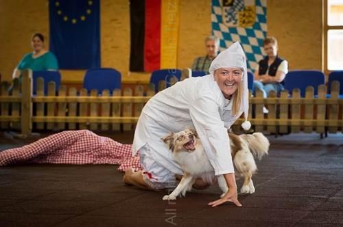 Turnierwochenende (Dogdance und JAD-Dogs)