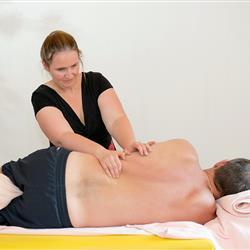 Massage - Wellnessangebot im Hundehotel Wolf