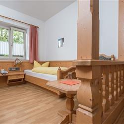 Zimmer 208 Einzelzimmer Kat. 2