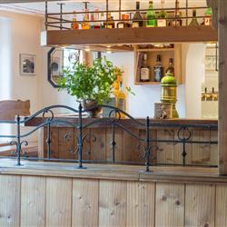 Kleine Hotelbar